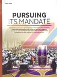 Pursuing its mandate