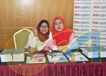 Seminar Logistic Industry :  Sharing Expertise by Logistics Service Providers